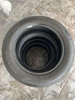Continental Tyre Second CC5 185/60/15