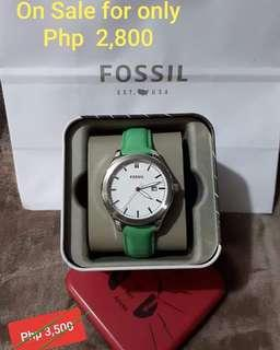 AUTHENTIC FOSSIL FOR WOMEN