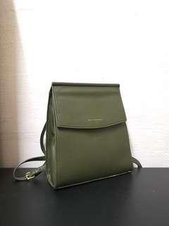 Leather Classic Backpack