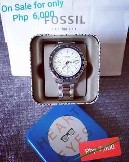 AUTHENTIC FOSSIL WATCH FOR MEN