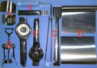 Kitchen Stainless Steel Tools