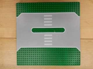 Lego road plate 馬路 E 油站