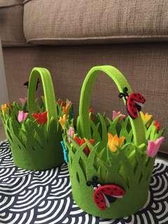 🚚 Flower girls basket - wedding