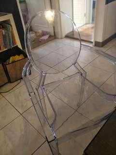 透明餐椅,書桌椅,化妝椅