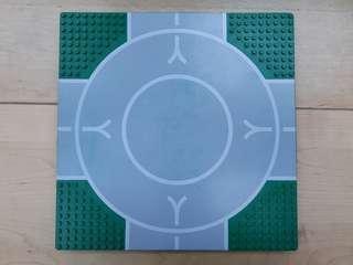 Lego road plate 馬路 I 機場十字 Last 1