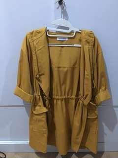 COTTONINK Yellow Coat