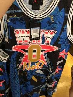 Russel Westbrook jersey