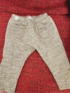 🚚 Zara 男童舒服棉褲,適合98公分 2~4歲