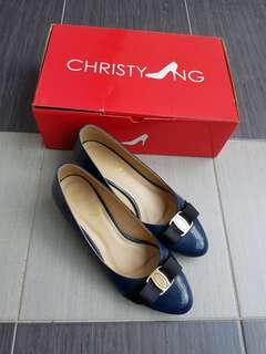 Christy Ng - Lizzie - Navy @ 70% OFF