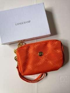 Longchamp Zipper Purse