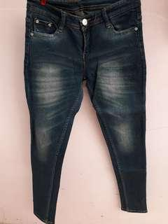 JEANS WASH PENSIL SIZE 29