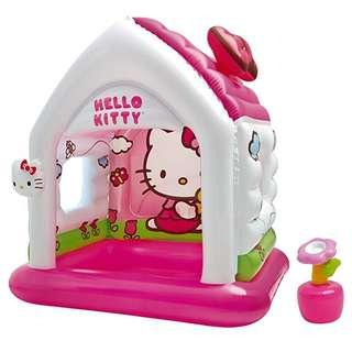 Hello Kitty Inflatable Play House Cottage