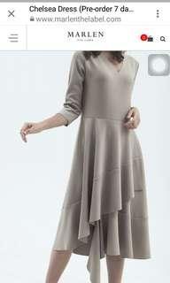 Chelsea Dress ( MARLEN THE LABEL )