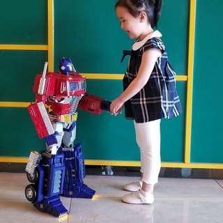 Optimus Prime G1 Lewin Atlas LEWIN-01 🆓 post to WM