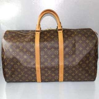 LV Monogram Keepall'55