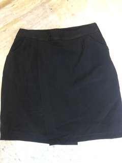 Pd. & Co. Black Skirt