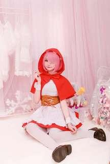 Rem/ Ram cosplay