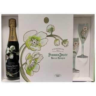 Perrier-Jouet Belle Epoque Champagne Gift Set 750 ML