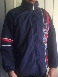 Vintage Reversible track jacket