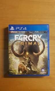 Kaset PS4 FarCry Primal