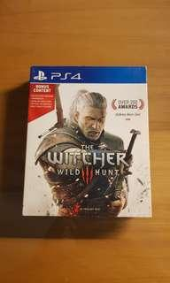 Kaset PS 4 Witcher 3 Wild Hunt special edition