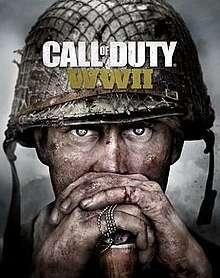 PS4 CALL OF DUTY WORLD WAR 2 II WWII WW2