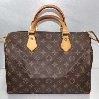 SALES!! LV Monogram Speedy'30