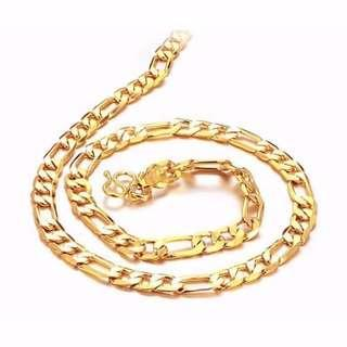 🚚 Lady's Luxury Gold plated Bracelet