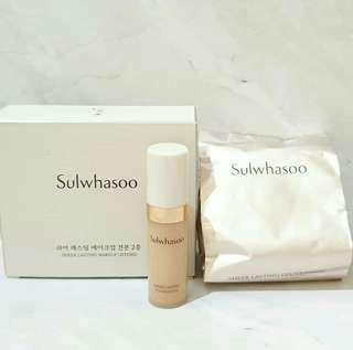 SULWHASOO SHEER LASTING TRAVEL