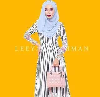 Melatte Dress Leeyana Rahman