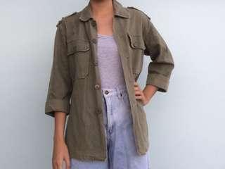 Army-like Jacket/Outerwear