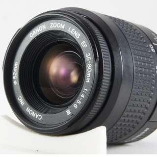**日光銀鹽** Canon EF 35-80mm F4-5.6 III #821