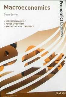 BN Macroeconomic Revision & Assessment Book by Dean Garrett
