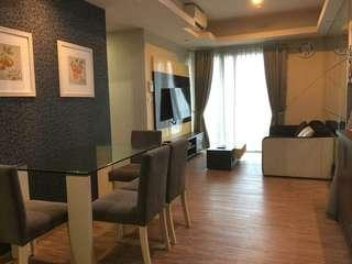 For rent (min 3 month) CasaGrande Residences 2+1 BR