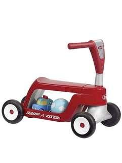 🚚 Radio Flyer Scoot 2 Scooter Ride On
