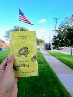 Masker Green Tea PeelOfMask