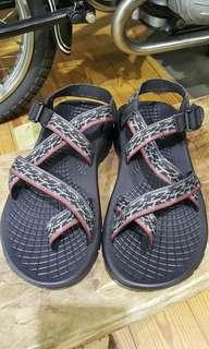 CHACO織帶涼鞋