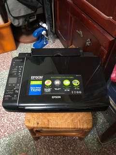 EPSON 掃描/列印 噴墨印表機