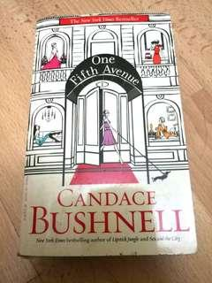 🚚 Candace Bushnell One Fifth Avenue
