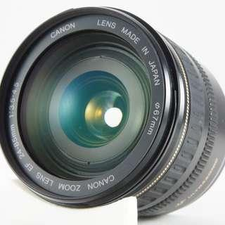 **日光銀鹽** Canon EF 24-85mm F3.5-4.5 USM #774