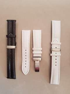 Traser Leather Strap With Deployment Buckle