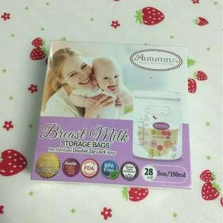 Autumnz Breast Milk Storage Bag (5oz)