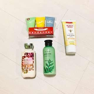🚚 Assorted Body Lotion & Hand Cream
