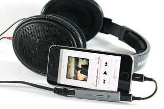 COZOY TAKT Pro  耳擴 + Lightning和Type-C 轉接線 便攜解碼耳放