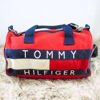 Tommy Hilfiger Mini Duffel Bag.