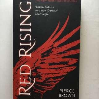 Fiction : Red Rising by Pierce Brown