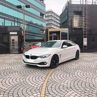 BMW 420I GRAN COUPE 2015