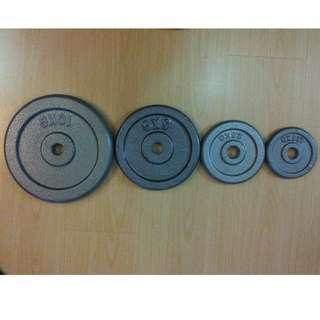 Cast Iron Weight Plate (Elite Fitness)