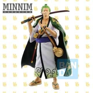 🚚 Banpresto One Piece Oversea Limited Version Luffy Zoro