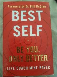 """Best Self"" - By Mike Bayer - New Condition"
